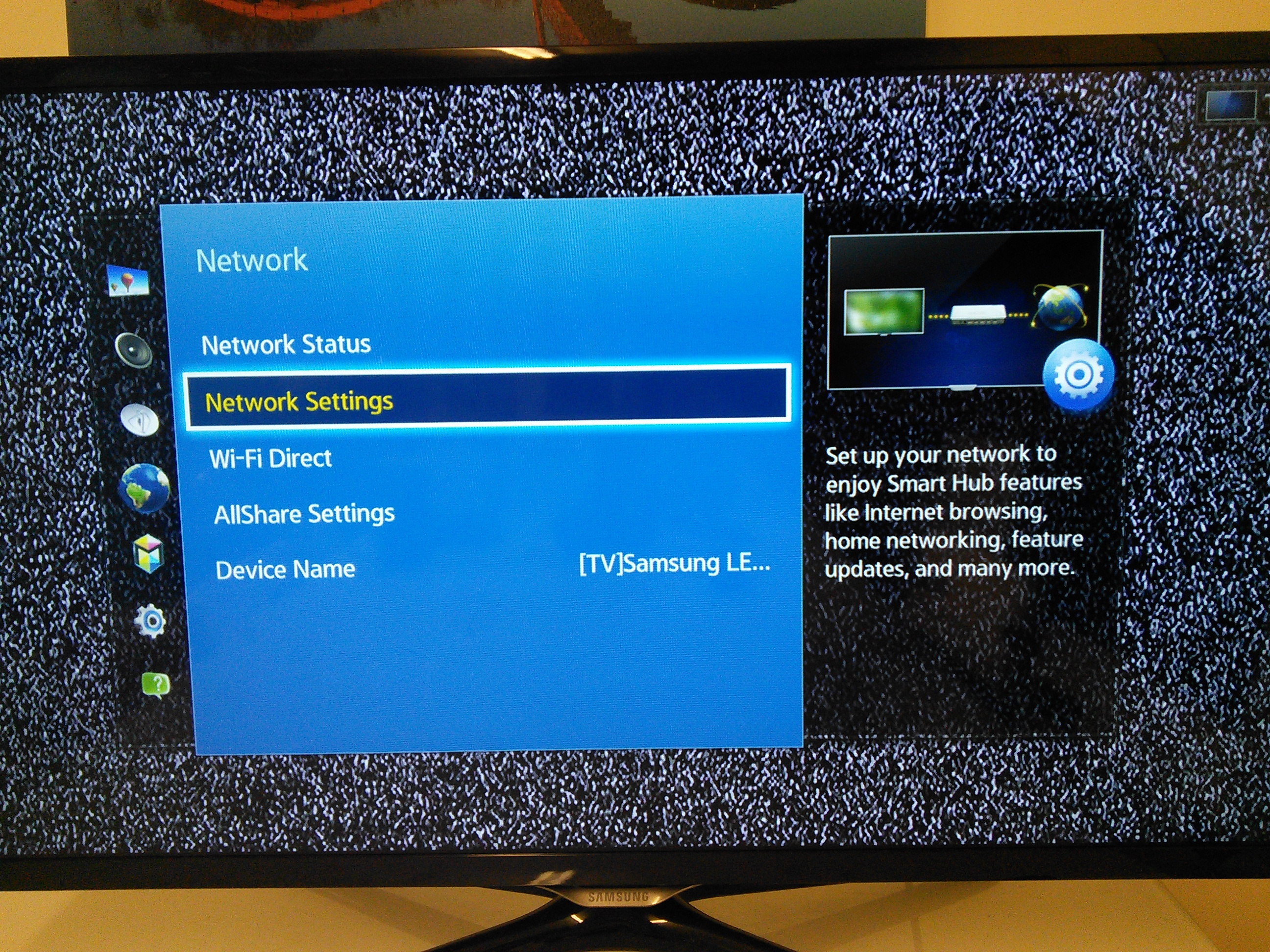how to connect tv to internet without wifi