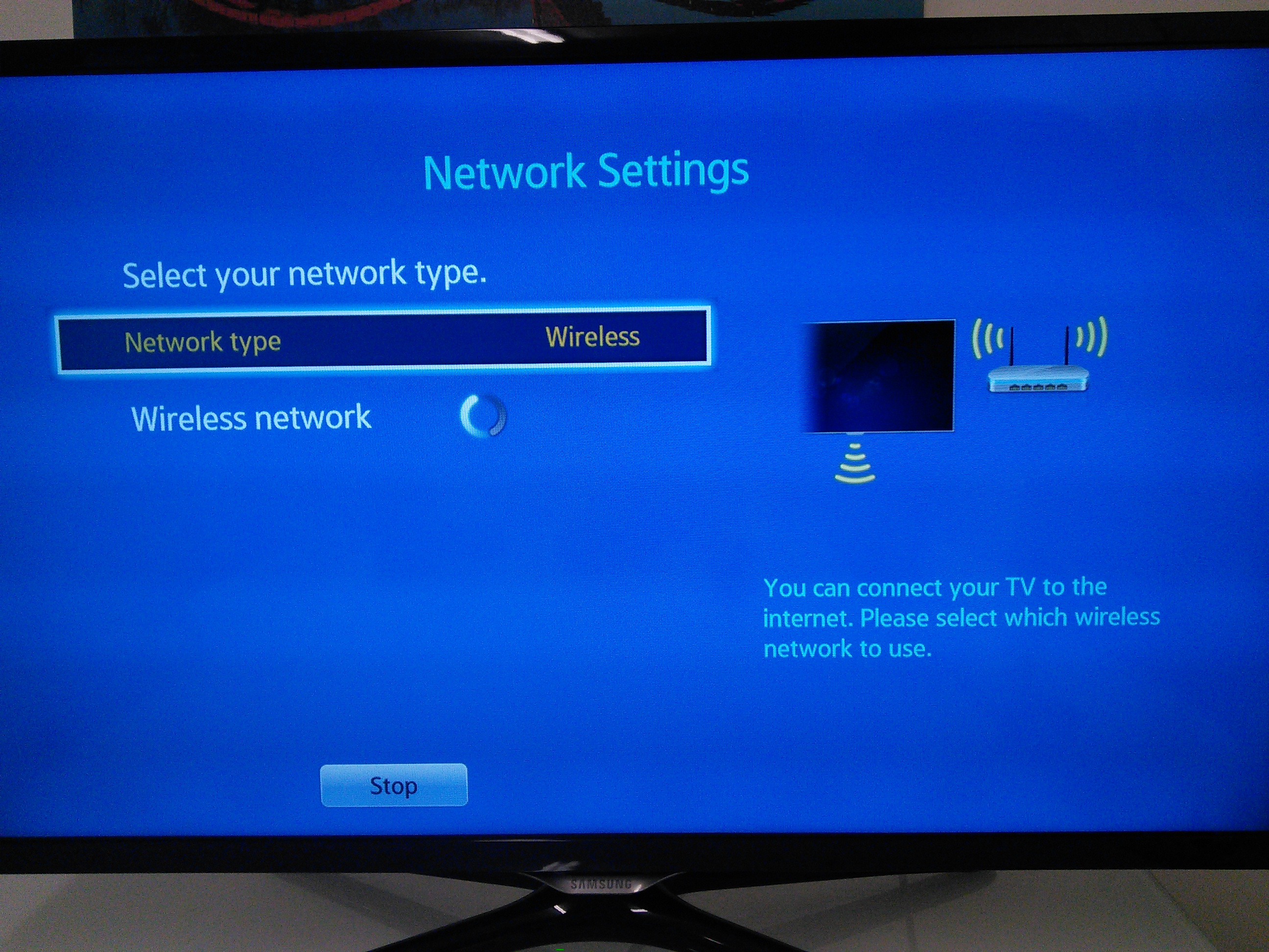 how to connect tv to internet wifi